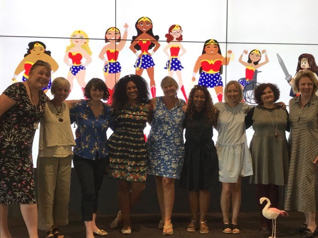 wonder women womened