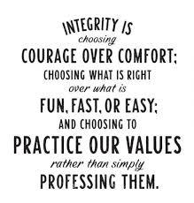 integrity 5